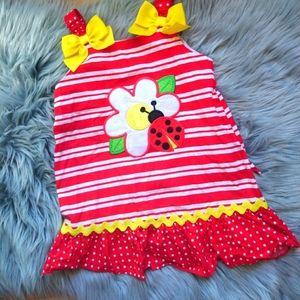 3/10$ Baby girl summer dress 24 months